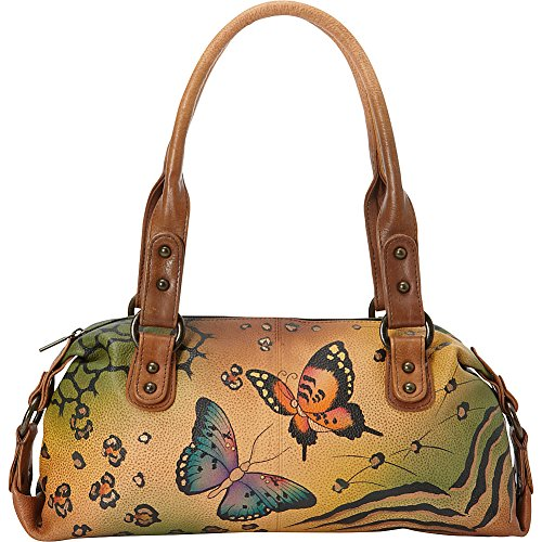 anuschka-anna-by-handpainted-leather-top-zip-satchel-animal-butterfly