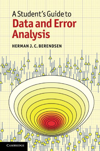 [PDF] A Student?s Guide to Data and Error Analysis Free Download | Publisher : Cambridge University Press | Category : Computers & Internet | ISBN 10 : 0521134927 | ISBN 13 : 9780521134927