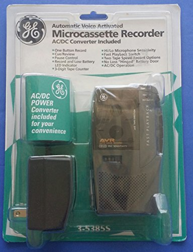 Ge Recorder - 2