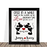 Best Disney Gifts For Boyfriends - Personalized Presents Gifts for Him Her Husband Wife Review