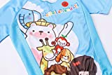 JPOJPO Cycling Jerseys for Children Kids Short