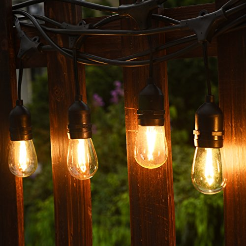 Outdoor String Lights Philippines: Cymas String Lights Outdoor Weatherproof Commercial Light