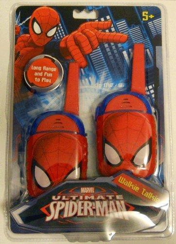 Marvel Ultimate Spider-Man Walkie Talkie by Marvel (Image #1)