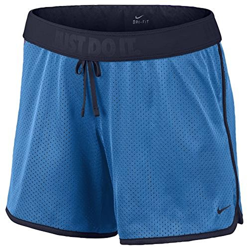 Nike Woman's Drill Mesh Training Shorts