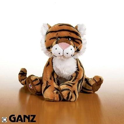 Amazon.com: Webkinz – tigre de Bengala con Trading tarjetas ...