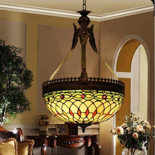 Style minimaliste, diseño de mosaico, color cristal Tiffany ...