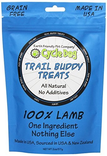 Cycle Dog Trail Buddy Dog Treat, 2-Ounce, Lamb For Sale
