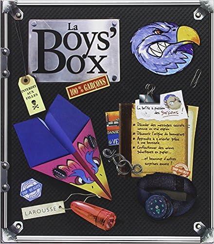Télécharger en ligne La Boys' Box: La boîte à passion des garçons pdf