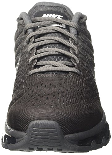 Herren Air Nike Cool Grey Grau 2017 Max 008 Laufschuhe Dk Anthracite Grey RZ6w6x