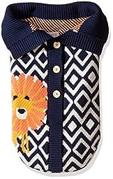 Toby & Company Baby Nygb Safari Collection Lion Snuggle Sack, Navy, 30\