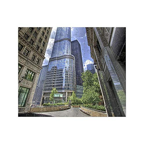 Media Storehouse 252 Piece Puzzle of Trump Tower (18116999)
