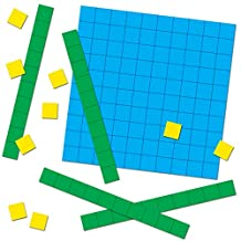 Base Ten Blocks Manipulative