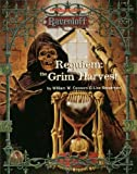 img - for Requiem: The Grim Harvest (AD&D/Ravenloft) [BOX SET] book / textbook / text book