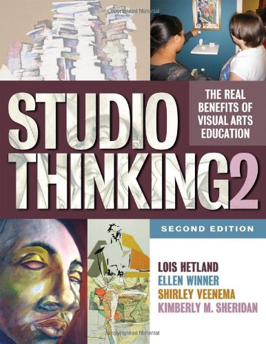 Pdf Teaching Studio Thinking 2: The Real Benefits of Visual Arts Education