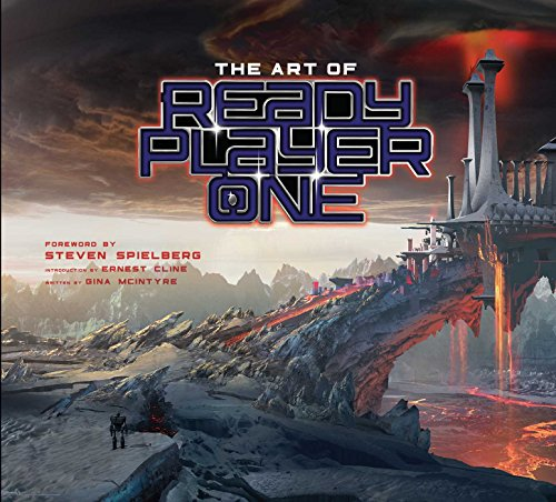 The Art of Ready Player One cover