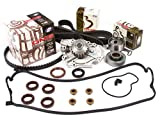 oasis 94 - Evergreen TBK244VC 94-02 Honda Accord Acura Odyssey Isuzu Oasis 2.2 2.3 SOHC F22B1 F23A1 F23A4 F23A5 F23A7 Timing Belt Kit Valve Cover Gasket GMB Water Pump