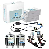 CAR ROVER No Error H7 55W HID Xenon Conversion Kit With CanBus Technology Ballasts - 4300k - 3 Year Warranty