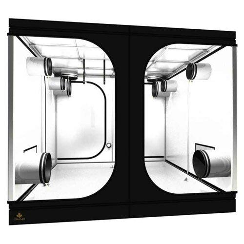 51u9lQSrUyL - Dark Room (240 X 240 X 200cm) Grow Tent