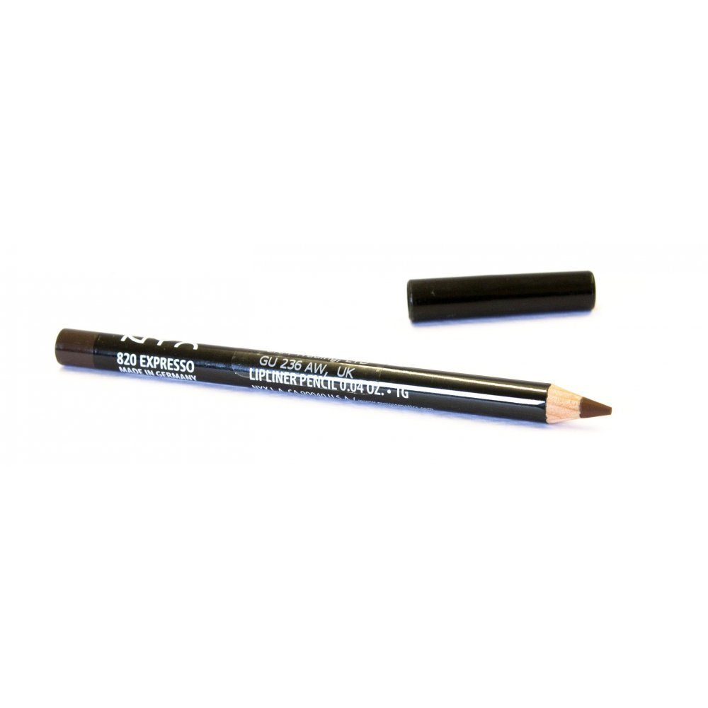 NYX Slim Lip Liner Pencil - Espresso - SLP 820 NYX Cosmetics NYX-SPL820