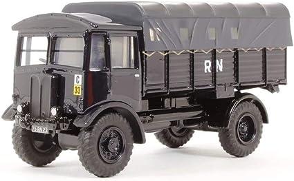 76AEC010 Oxford Diecast 1:76 Scale AEC Matador Artillery Tractor Royal Navy