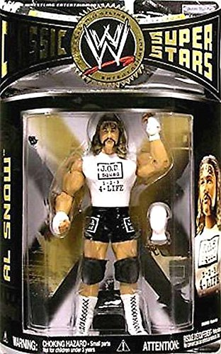 WWE Classic Superstar Collector Series 13: Al Snow by Wrestling