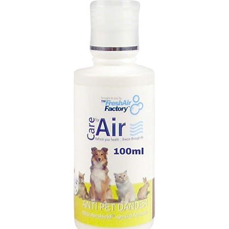 FRAGANCIA PARA PURIFICADORES DE AIRE - CareforAir Anti Mascotas Caspa Esencia 100 ml -Elimina Las En El ...