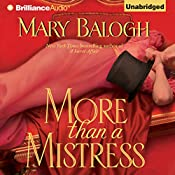More than a Mistress: Mistress Series, Book 1 | Mary Balogh