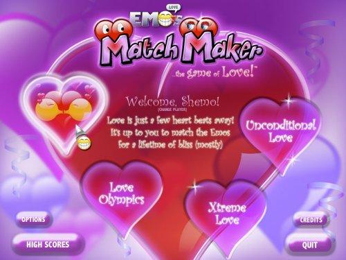 Love matcher game