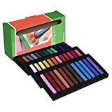 Artina Oil Based Soft Pastel 36 Set - Fine Pastel Sticks Crayons in Studio Quality - Master Series For Art