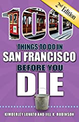 How could we stop at only one hundred things to do in a city like San Francisco? We cheated a little bit. There are one hundred items listed in the table of contents, but more than one hundred addresses inside the pages of 100 Things to Do in...