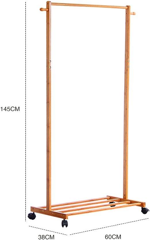 Percha Dormitorio Racks para mamparas móviles Bamboo Landing ...