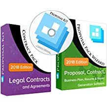 General Contractors Contract Pack - Legal Contract Software and Templates V17.1