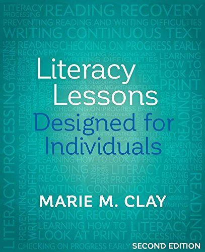 Literacy Lessons Designed for Individuals: Second Edition