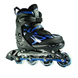 SDSPEED Rollerblades Kids Adjustable Inline Skates Perfect Ride Beginners Safe Durable Comfortable