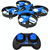 Nano Drone SKYKING SKYKING Nano Mini UFO Quadcopters with 360 Degree Flips & Headless Mode 6-Axis Gyro for Kids and Beginner to Play