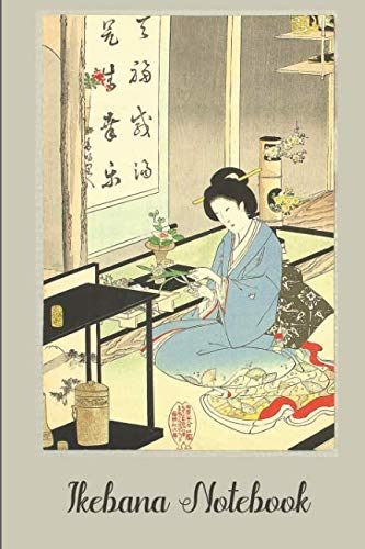 Ikebana Notebook: 6