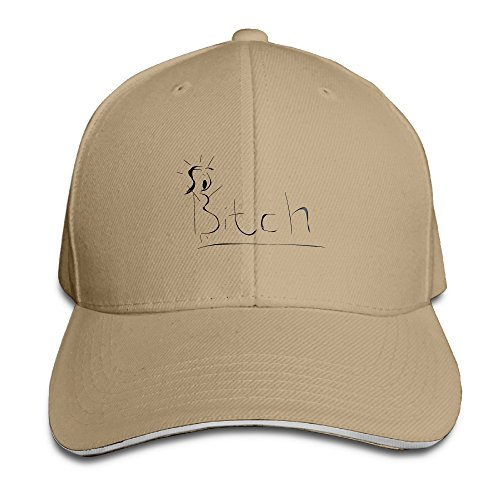 Why Is My Pregnant Wife Such A BITCH Unisex Casual Couples Sandwich Cap   Peaked Cap