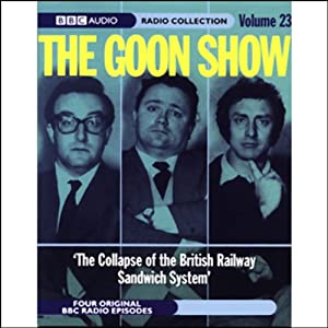 The Goon Show, Volume 23 Radio/TV Program