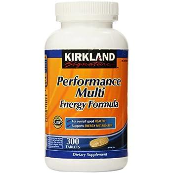 Amazon Com Kirkland Premium Performance Multivitamin