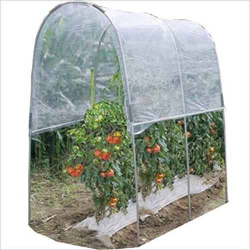 南榮工業 雨よけハウス 埋め込み式 トマトの屋根 NT-18 『ビニールハウス 南栄工業』 B01JZ4BG4U