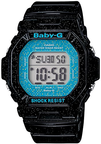 Casio Baby-G Cosmic Face Series Ladies Watch BG-5600GL-1JF (Japan (Casio Baby G-shock Resist)