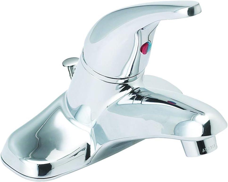 EZ-FLO 10094LF Single Handle Lavatory Washerless Faucet