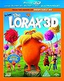 Dr Seuss The Lorax [Blu-ray 3D + Blu ray]