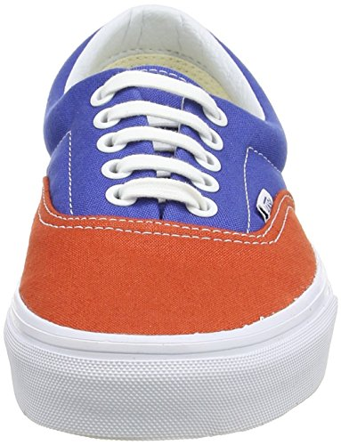 Vans Unisex Adults' Era Low-Top Sneakers Blue/Orange (Golden Coast - Burnt Ochre/Olympian Blue) wholesale price online 100% authentic outlet get authentic outlet very cheap outlet view SY5tIVmZ