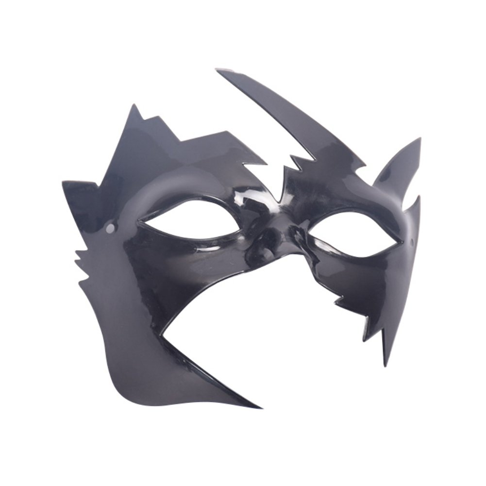 Patgoal Cool Men Fighter Masquerade Face Mask for Ball Party//Halloween