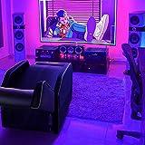 BOSSIN Gaming Recliner Chair Single Recliner Sofa