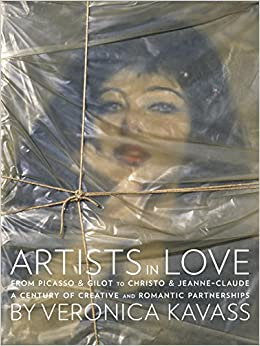 buy artists in love from picasso gilot to christo jeanne claude