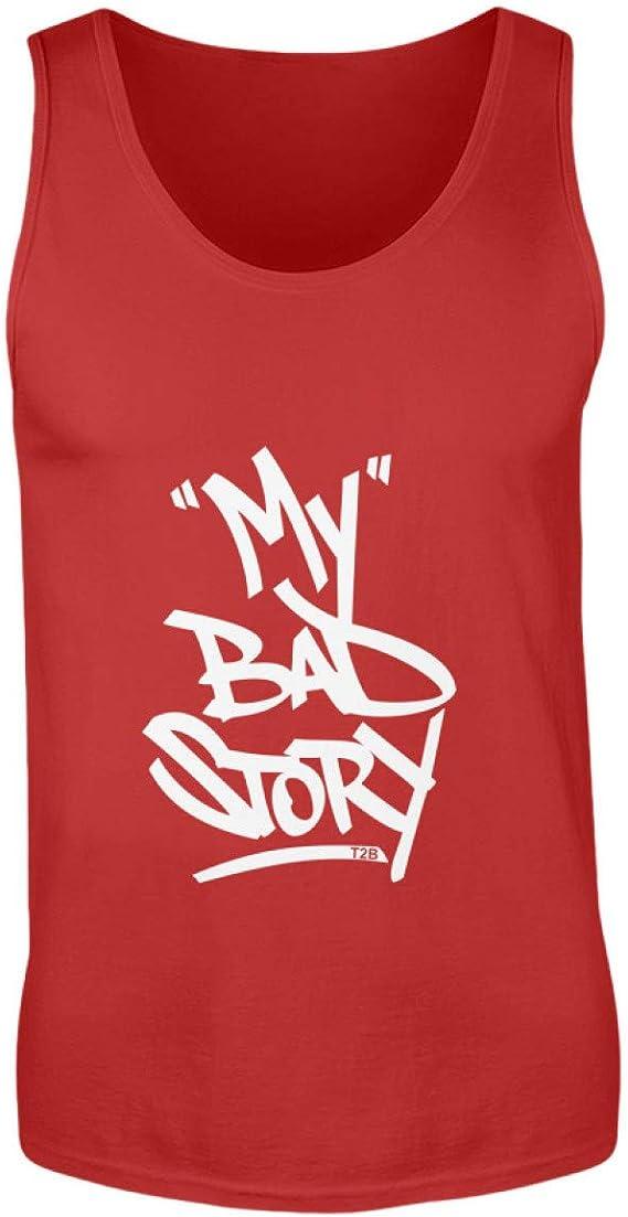 Generisch Graffiti Tag - My Bad Story - Camiseta de tirantes ...