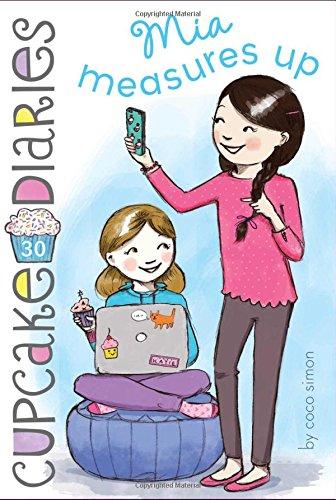 Mia Measures Up Cupcake Diaries product image
