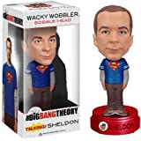 Funko Big Bang Theory: Sheldon Talking Wacky Wobbler